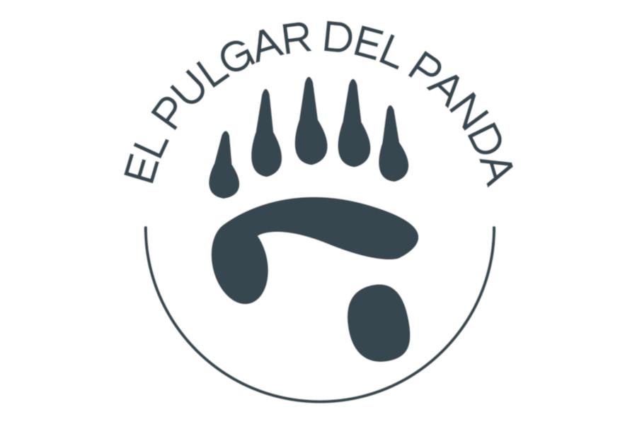 Logo El Pulgar del Panda horizontal